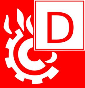brandklasse-d