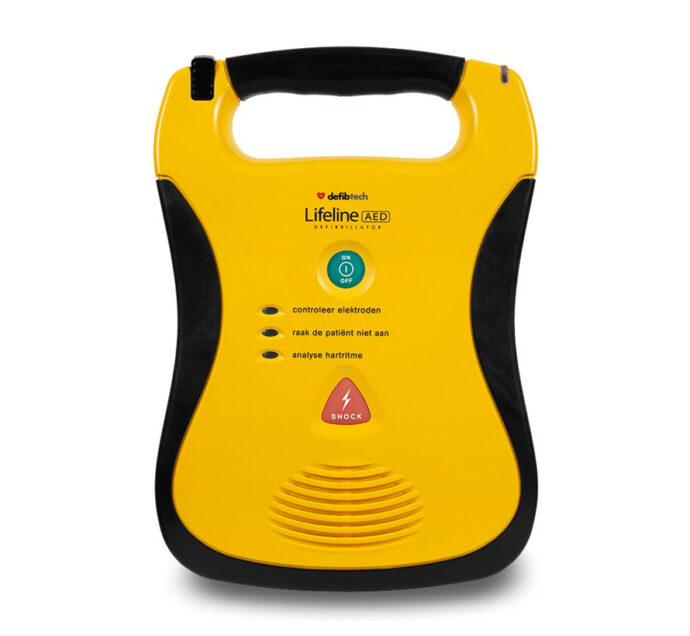 AED apparaten Defibtech