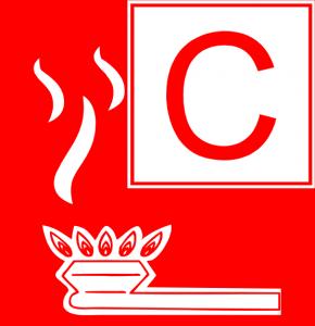 brandklasse-c