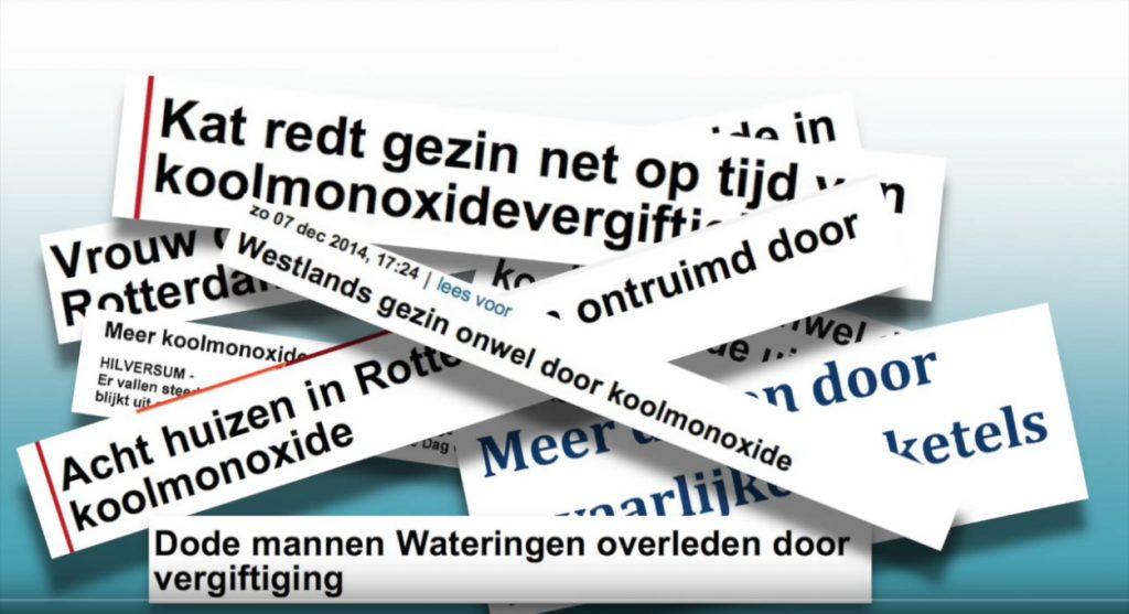 krantenartikelen-koolmonoxide